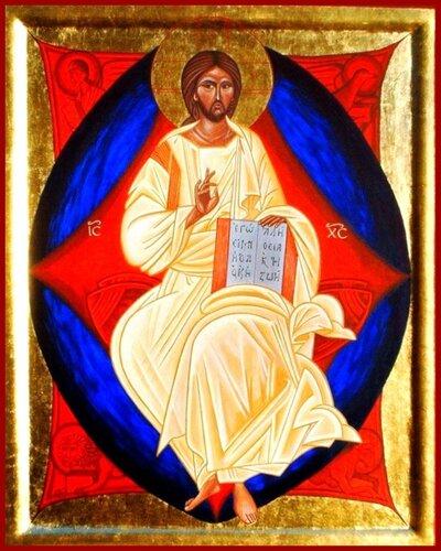 Ikona Kristus - Cesta, Pravda a Život
