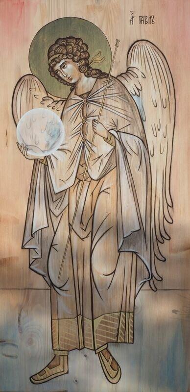 Ikony andělů