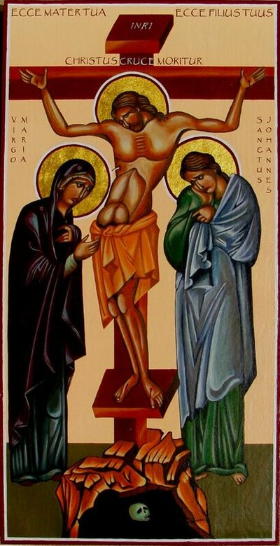 Icons of biblical story