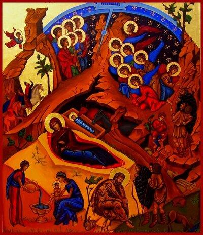Bibel Ikonen
