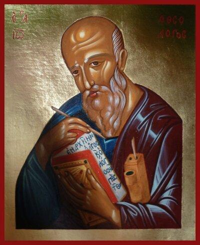 Heiliger Johannes Evangelist